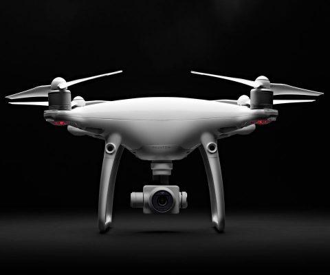 Despre filmarea cu drona